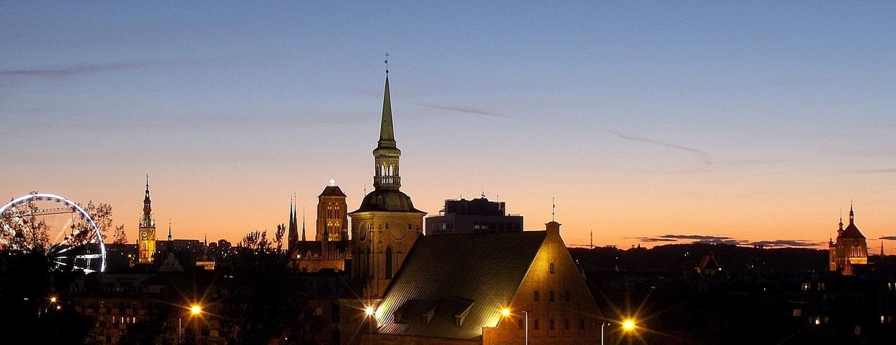 Witamy na stronie Gdańskiego Domu Turystycznego,